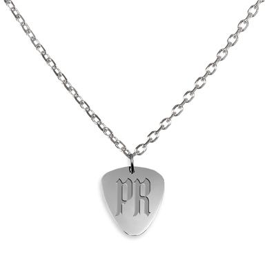 Papa Roach Guitar Pick Necklace