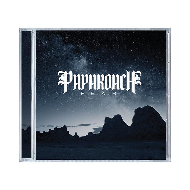 Papa Roach F.E.A.R CD