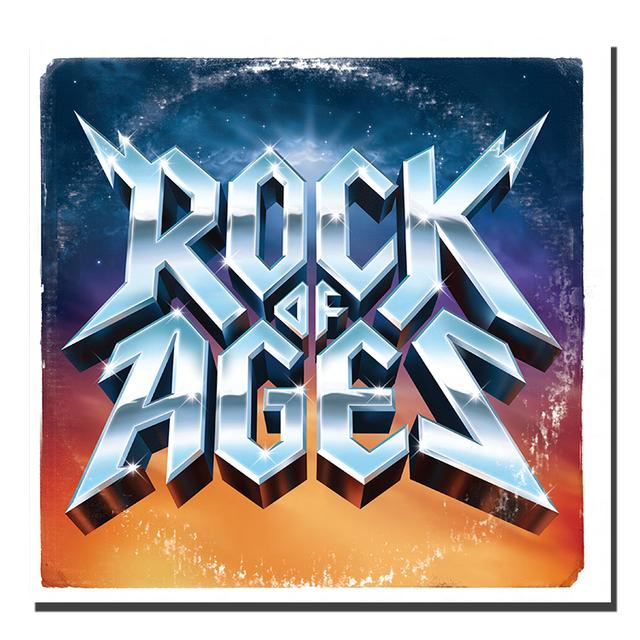 Rock Of Ages Broadway Program Book