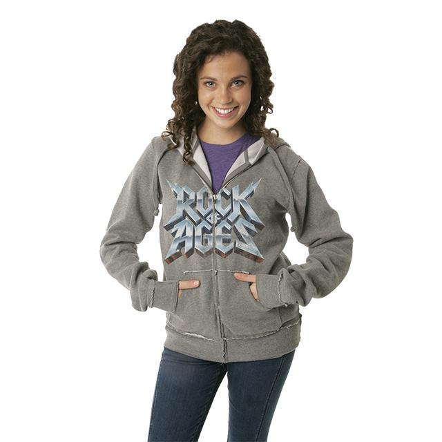 Rock Of Ages Logo Hoodie