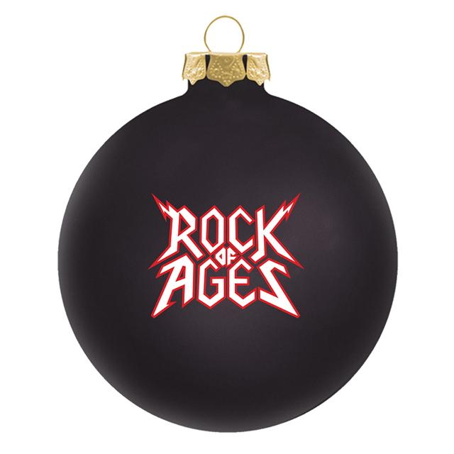 Rock Of Ages Rock Your Balls Ornament