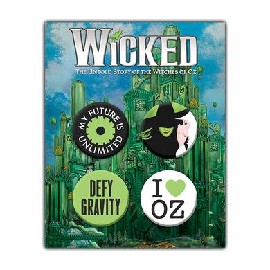 Wicked Button Set