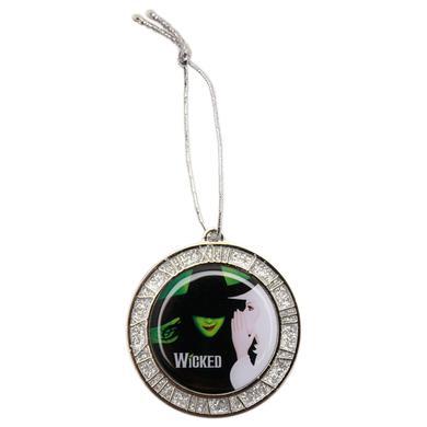 Wicked Keyart Disc Ornament