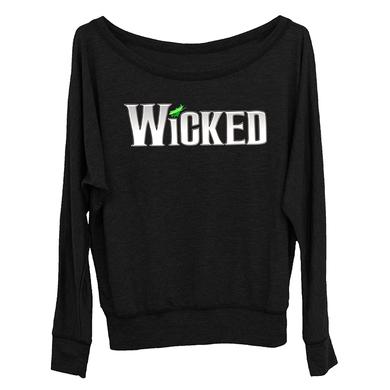 Wicked Logo Slouchy Long Sleeve