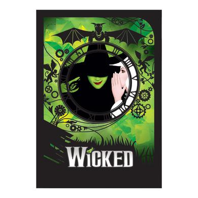 Wicked Program Book with Postcards
