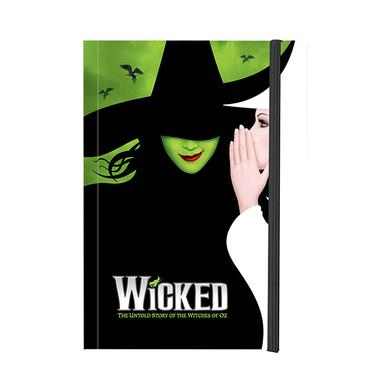 Wicked Keyart Notebook