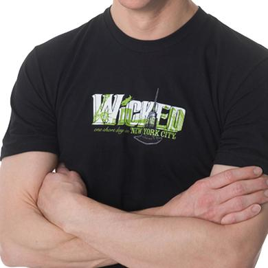 Wicked One Short Day NYC Tee
