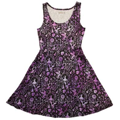 Wicked Defy Gravity Skater Dress