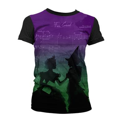 Wicked For Good Sublimated Tee
