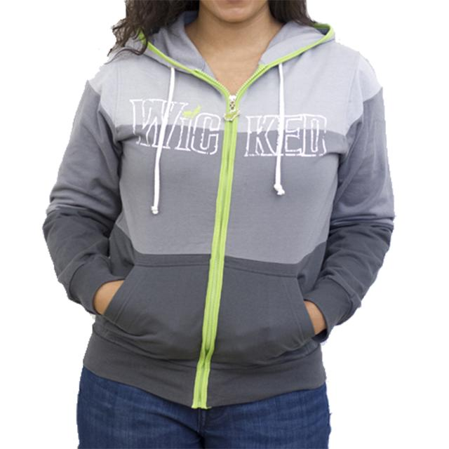 Wicked Organic Colorblock Hoodie