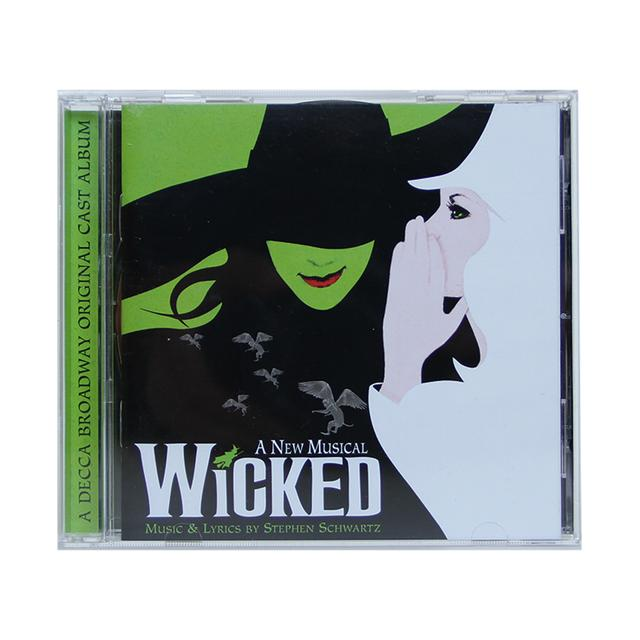Wicked Broadway CD