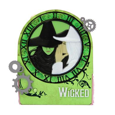 Wicked Popular Holiday Ornament