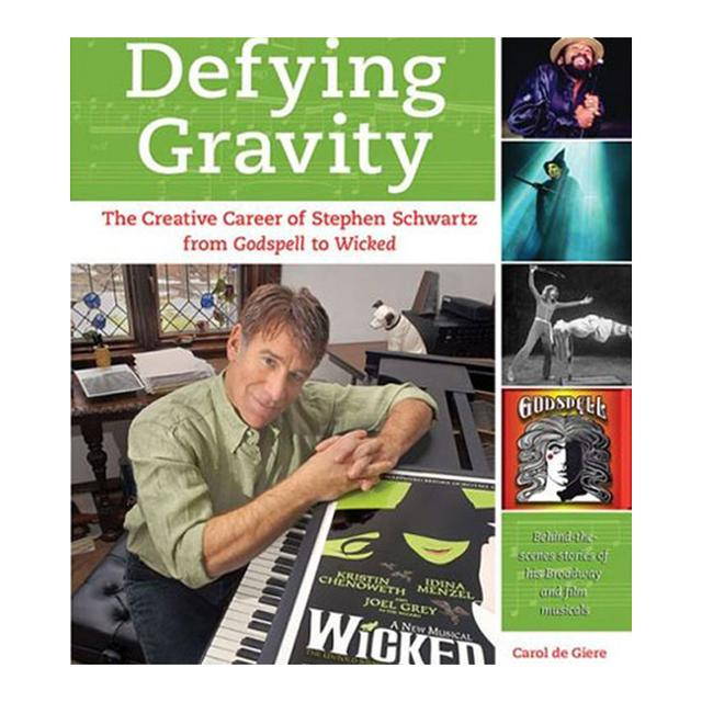 Wicked Schwartz Defying Gravity Book