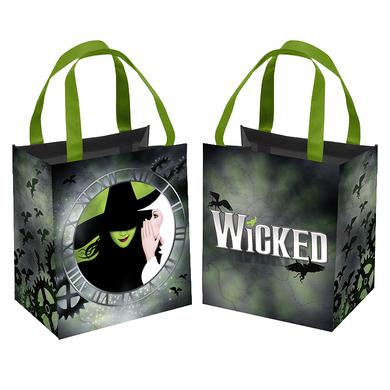 Wicked Clock Reusable Tote