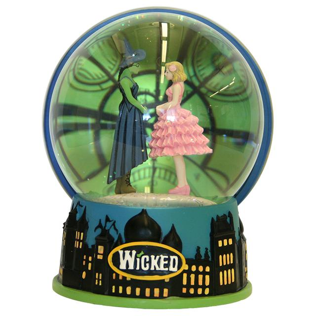 Wicked Dancing Through Life Globe