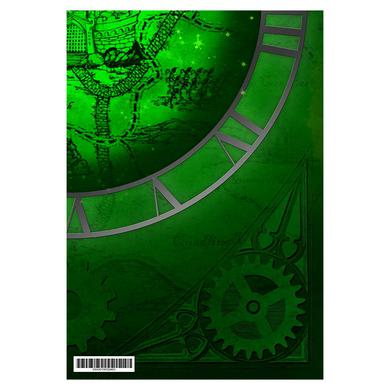 Wicked Green Cover Program Book