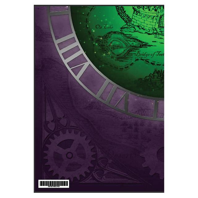 Wicked Purple Cover Program Book