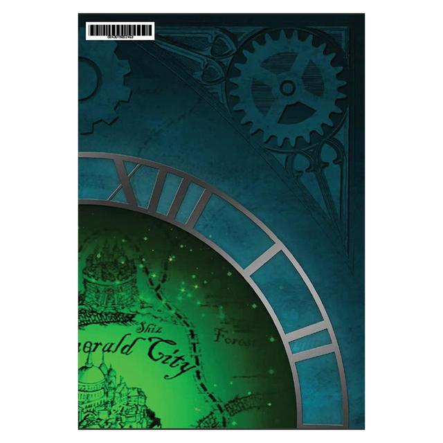 Wicked Blue Cover Program Book