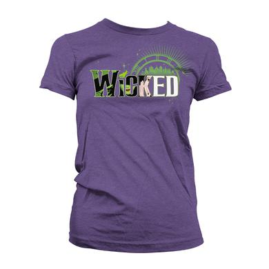 Wicked Witch Clock Tee