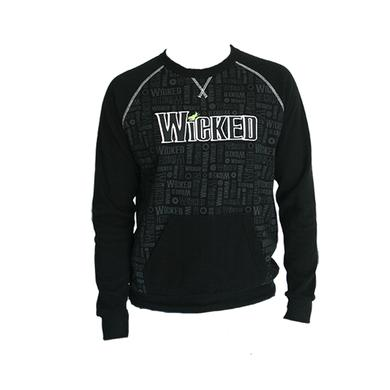 Wicked Organic Black Pullover