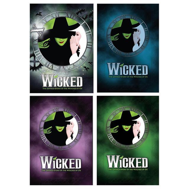 Wicked Program Book Bundle