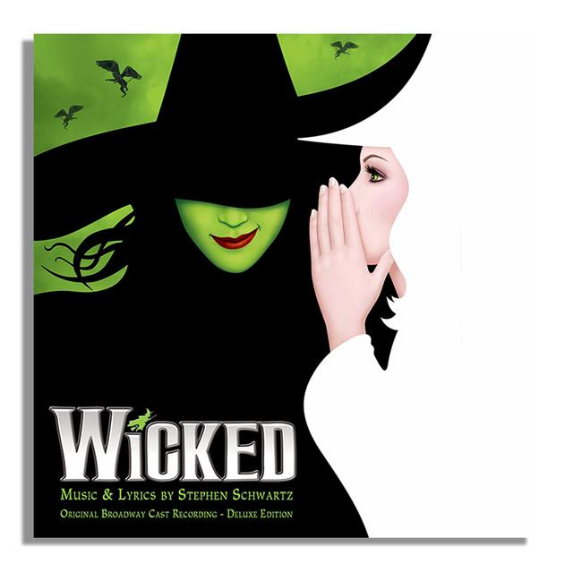 Wicked 10th Anniversary CD