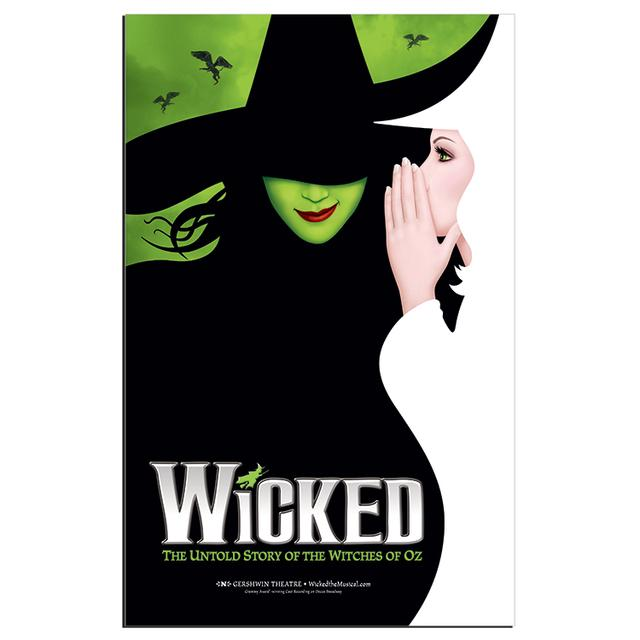 WICKED NEW ART POSTER
