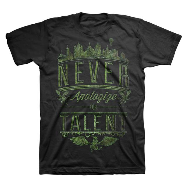 Wicked Organic Talent Tee
