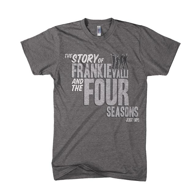 Jersey Boys Four Seasons Tee