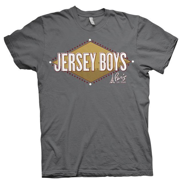 Jersey Boys Paris Las Vegas Tee