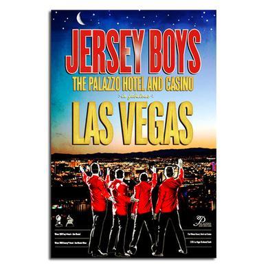 Jersey Boys Las Vegas Poster
