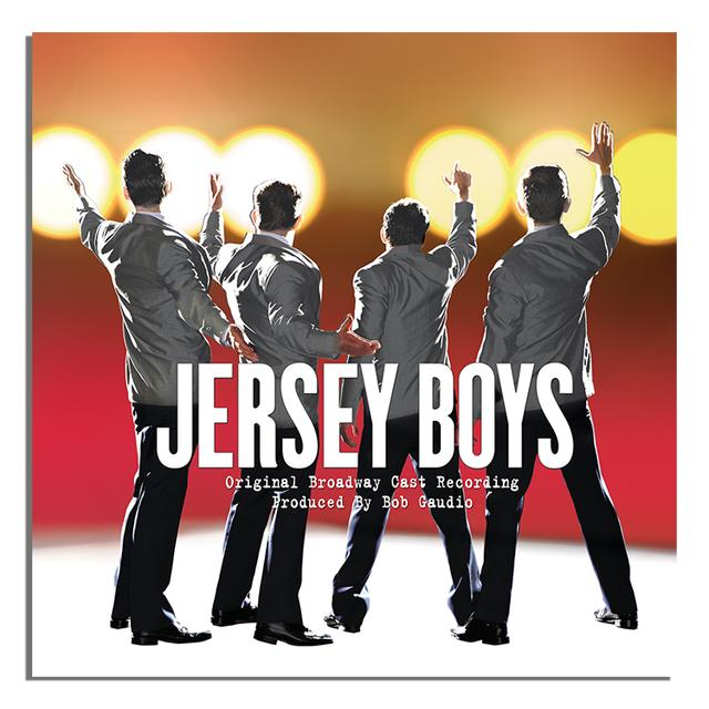 Jersey Boys CD (OBC)