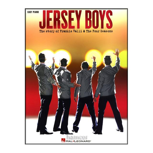 Jersey Boys Vocal Selections Book