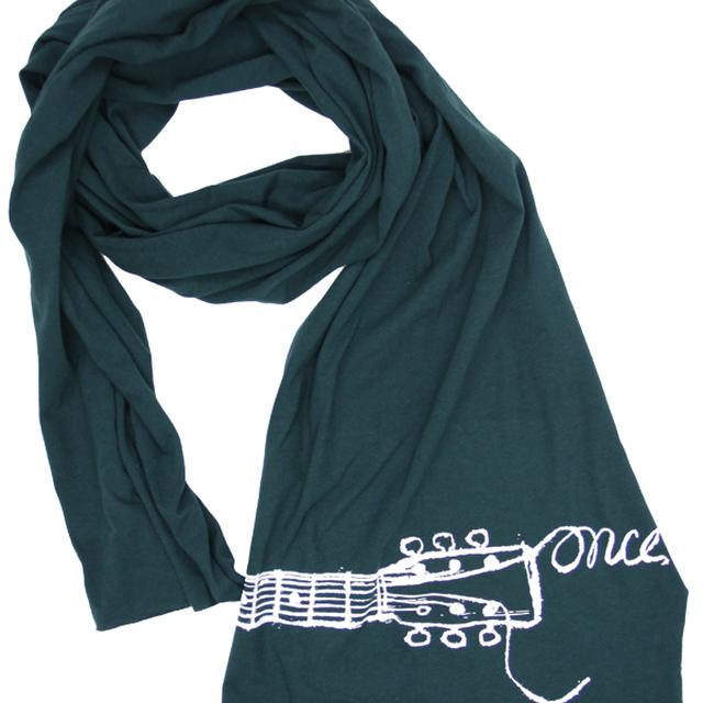 Once Logo Scarf