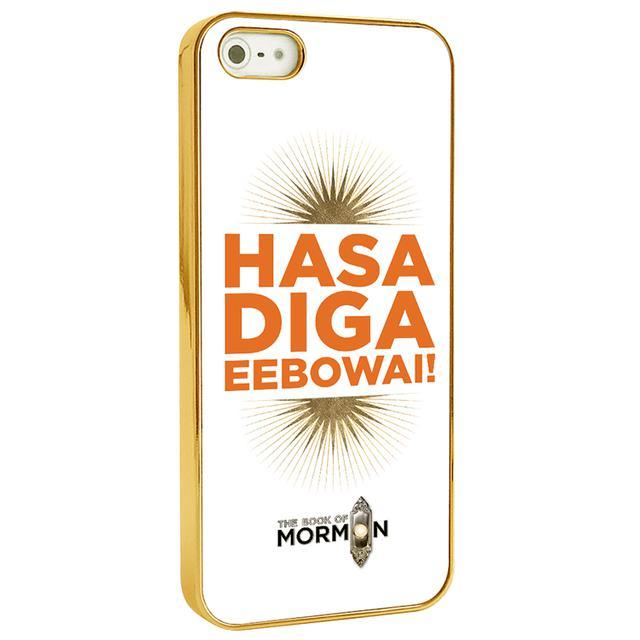 Book Of Mormon Iphone 6 Case