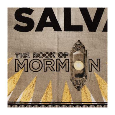 Book Of Mormon Salvation Towel