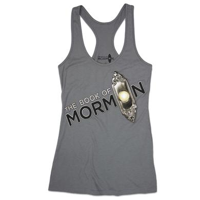Book Of Mormon Slant Logo Tank