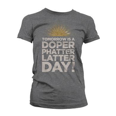 Book Of Mormon Women's Doper Day Tee