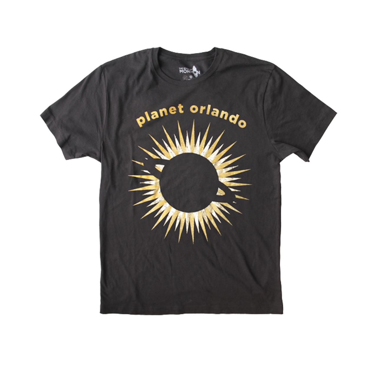 book of mormon planet orlando tee
