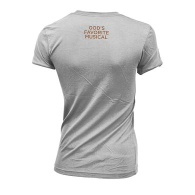 Book Of Mormon Jumping Mormons Tee