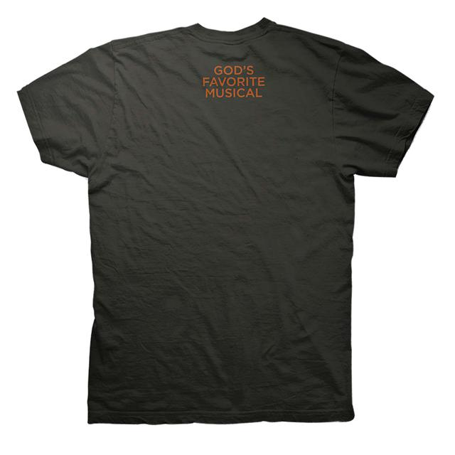 Book Of Mormon Logo Tee