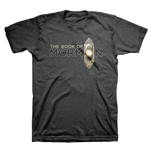 Book Of Mormon Logo Tee