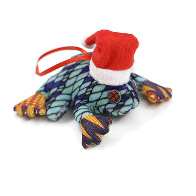 Book Of Mormon Plush Frog Ornament