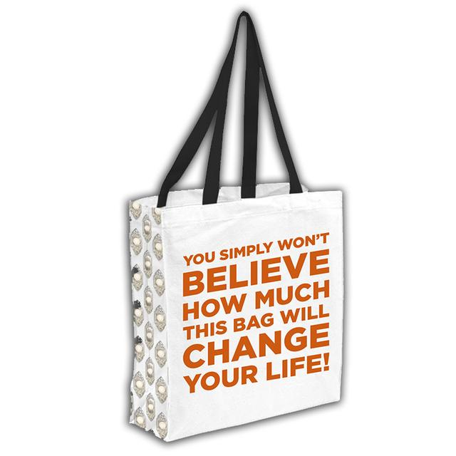 Book Of Mormon Recycled Tote