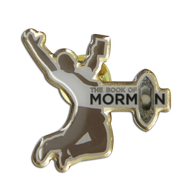 Book Of Mormon Lapel Pin