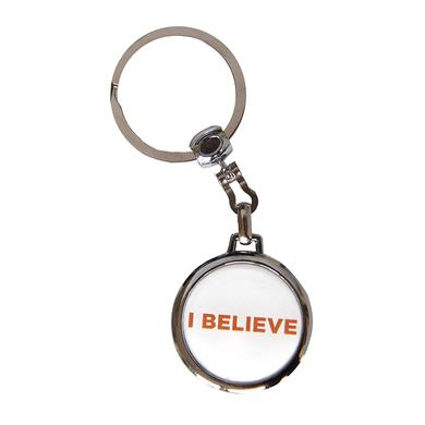 Book Of Mormon I Believe Keychain