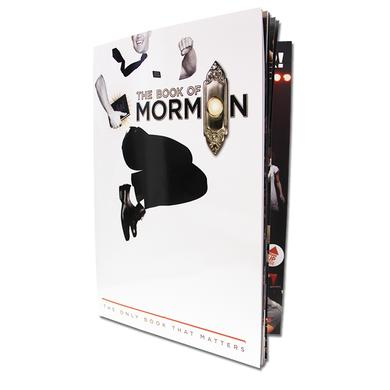 Book Of Mormon Program Book