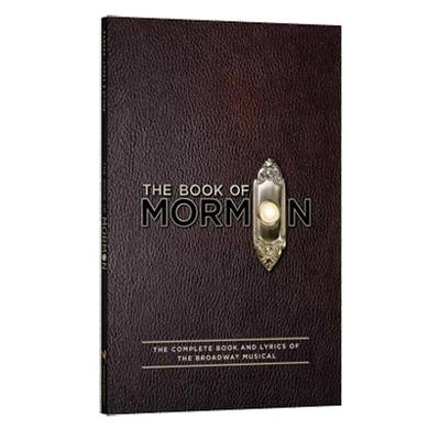Book Of Mormon Script Book