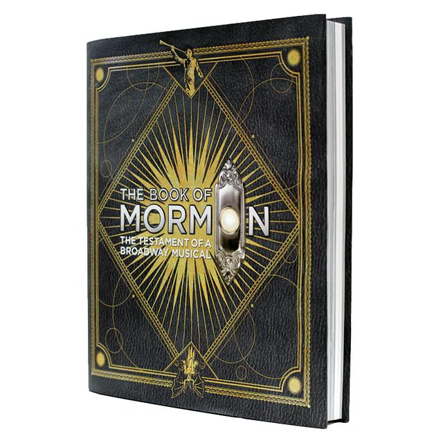 Book Of Mormon Coffee Table Book
