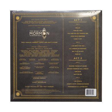 Book of Mormon Vinyl